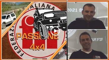 Passione 4×4 C.I.V.F Gabriele Signorelli Cristiano Camerano 12 febbraio 2021